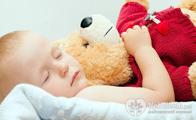 Создание условий для сна