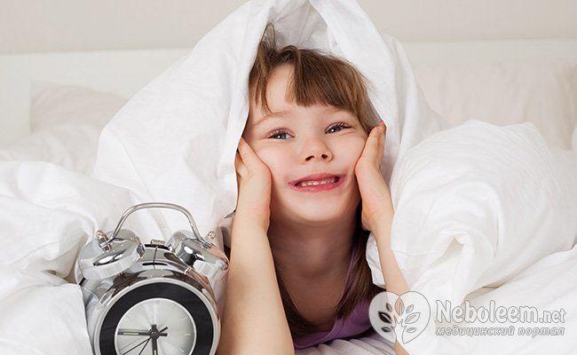 А если малыш не хочет просыпаться?
