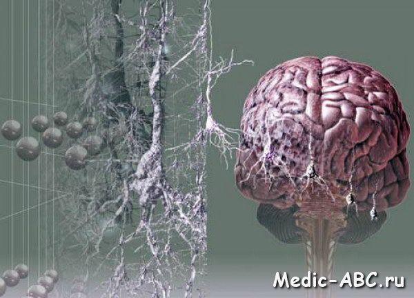 Відмирання клітин головного мозку
