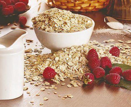 Вівсяна дієта для очищення організму від шлаків