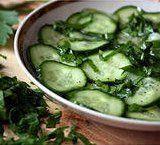 Корисні салати для дієт і схуднення