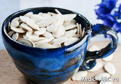 Корисні властивості насіння гарбуза