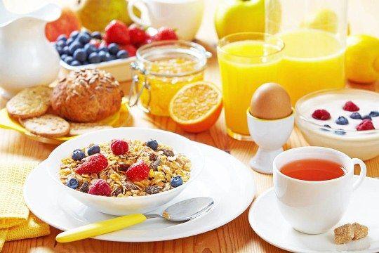 Корисний сніданок - запорука краси і гарного самопочуття