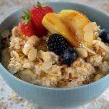 Користь вівсяної каші на сніданок