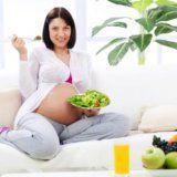 Правильне харчування майбутньої мами