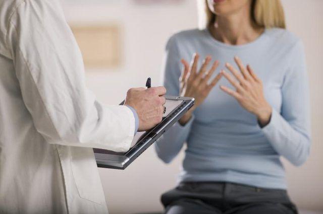 Рак тела матки: симптомы и признаки