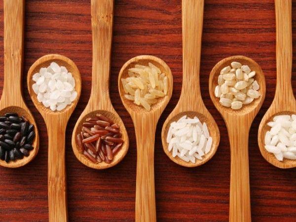 Розвантажувальний день на рисі: особливості процедури в залежності від виду злаку