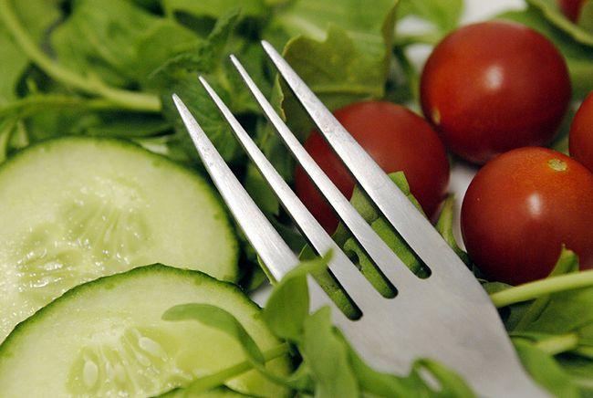 Збалансоване харчування: меню на тиждень