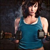 Силові вправи при остеохондрозі