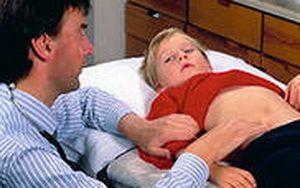 Симптоми апендициту у дітей