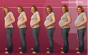 Симптоми вагітності на першому тижні
