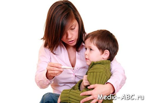 Симптоми грипу у немовляти