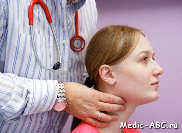 Симптоми нестачі йоду