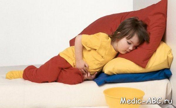 Симптоми отруєння у дітей