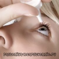 Синдром сухих очей: про препарат - краплі від сухого ока