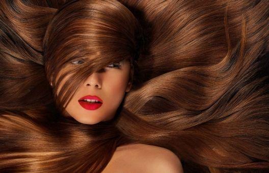 Змивка волосся в домашніх умовах