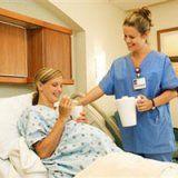 Збереження вагітності жінки в стаціонарі