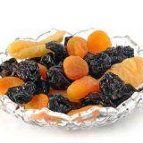 Сушені фрукти для здоров'я людини
