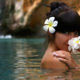 Таласотерапія для шкіри тіла жінки