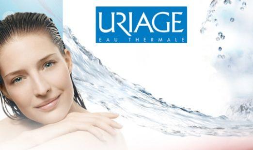 Термальна вода Uriage
