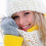 Догляд за шкірою в зимовий час