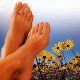 Догляд за ногами і стопами влітку
