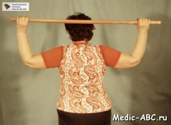 Вправи для руки після перелому