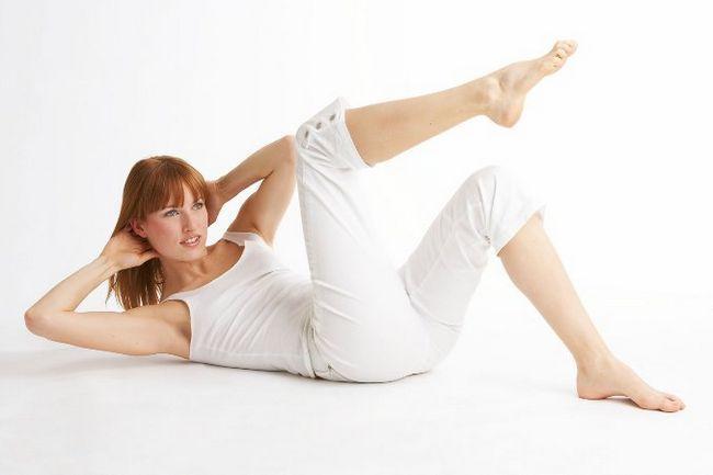 Вправи після пологів. Варіанти для схуднення і зміцнення м'язів живота