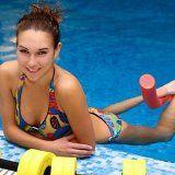 Вправи в воді для зміцнення м'язів