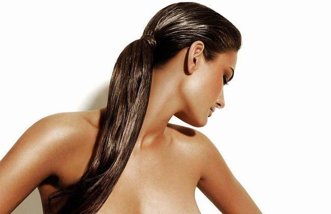 Зволоження волосся в домашніх умовах