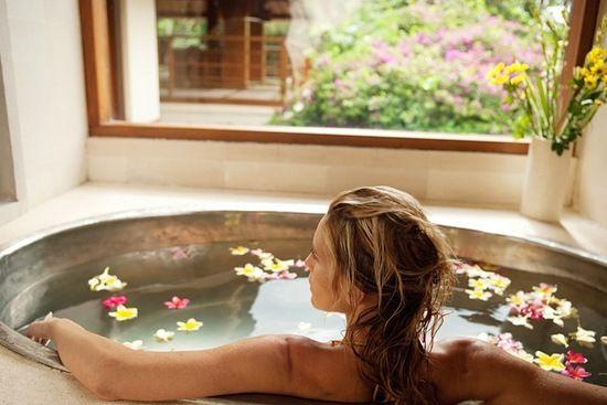 Як правильно приймати содові ванни?