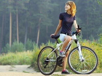 Велосипед і схуднення. Правила їзди на велосипеді