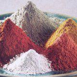 Види глини для приготування масок
