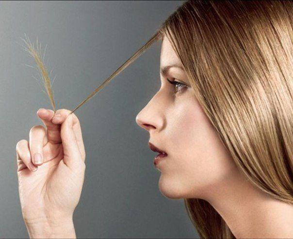 Волосся січеться: що робити?