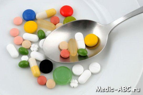 Чи можливе поєднання антибіотиків з іншими лікарськими засобами?