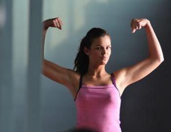 Вся правда про силових тренуваннях для жінок