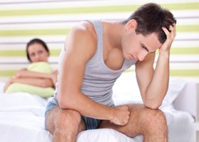 Виділення зі статевих шляхів у чоловіків