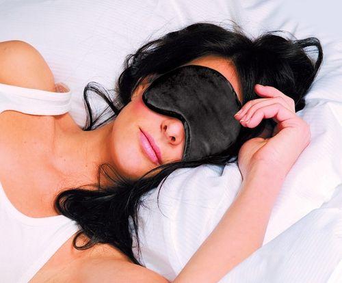 Навіщо потрібні нічні окуляри для сну