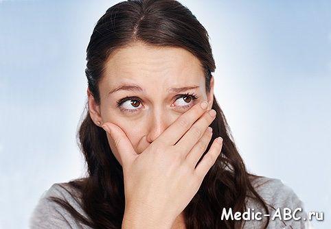 Запах з горла, причини та методи боротьби з делікатною проблемою