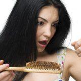 Здоров'я волосся після вагітності жінки