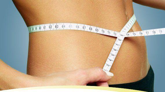 Золота кулька для схуднення